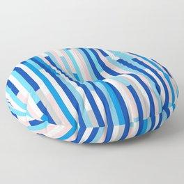 Mod Mod Walk Floor Pillow