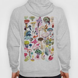 Mushroom Collection - b r i g h t s Hoody