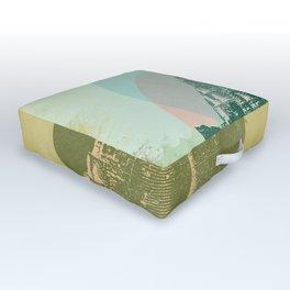 MAYAN TEMPLE Outdoor Floor Cushion