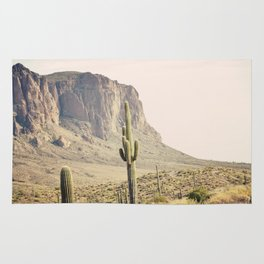 Superstitious Mountain Rug