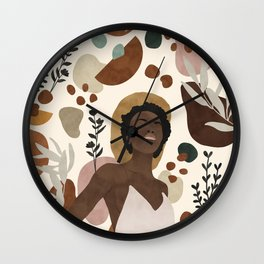 Fantastic Nature 02 Wall Clock