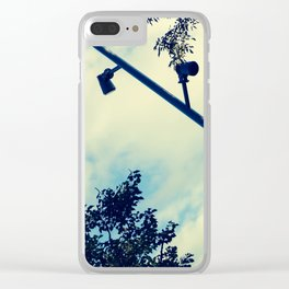 We each strive to live Clear iPhone Case