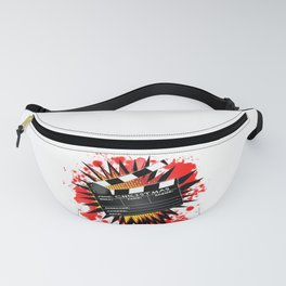 Christmas Clapperboard Fanny Pack