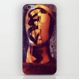 Street Fightin' (Nonhu)Man iPhone Skin