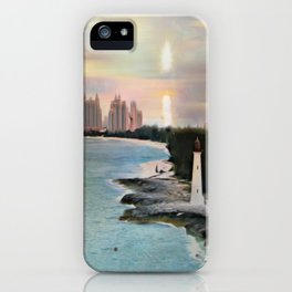 The Islands Of The Bahamas - Nassau Paradise Island iPhone Case