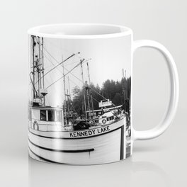 Ucluelte Harbour - Vancouver Island BC Coffee Mug