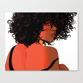 Contact High Canvas Print