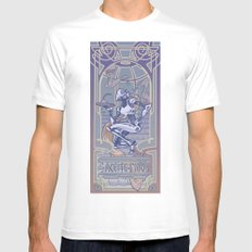 Aceite Fino Mens Fitted Tee White MEDIUM
