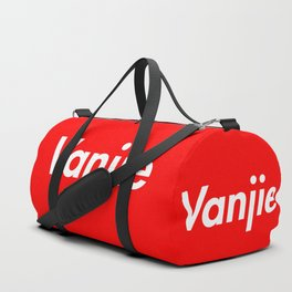 The Supreme Vanjie Duffle Bag