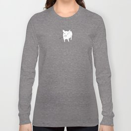 the pig Long Sleeve T-shirt