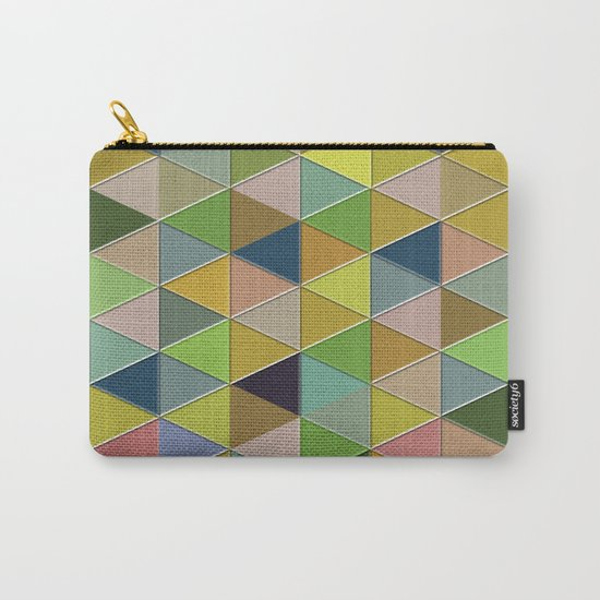 Abstract #242 Carry-All Pouch