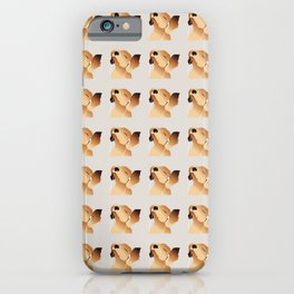 Jammin' Puppy Dog iPhone Case