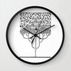 Tree Collection -3 Wall Clock