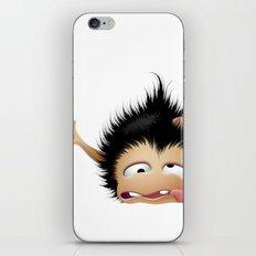Mr. Zhong iPhone & iPod Skin
