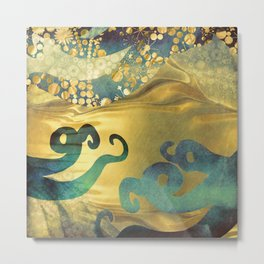 Underwater Dream I Metal Print