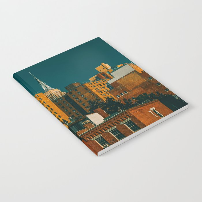 New York City Apartments (Color) Notebook