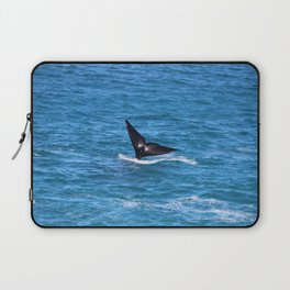 Southern Right Whale on Great Australian Bight Laptop Sleeve