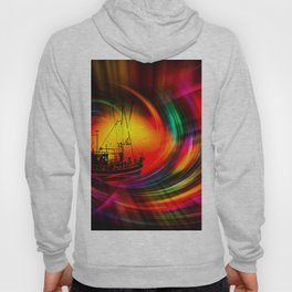 Time- Tunel100 Hoody