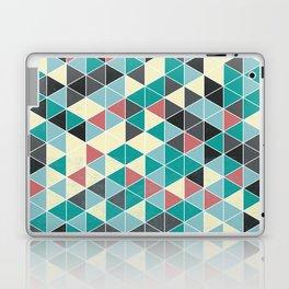 TRIANGLE GREEN Laptop & iPad Skin