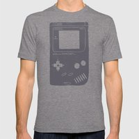 Game Boy Tri-Grey 2X-LARGE Mens Fitted Tee