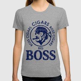 Big Boss Cigars T-shirt