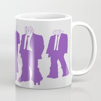 reservoir dogs Mugs featuring Reservoir Decepticons by OrangeHalo