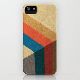 Direction Change iPhone Case