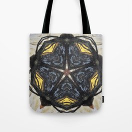 Magic // Witch Witchcraft Star Pentagram Pentacle Wicca Sacred Symbol Protection Energy Magical Tote Bag