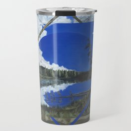 Grand Mesa Polyscape Travel Mug