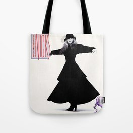 stevie nicks - rock a little cover - Tote Bag