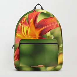 Day Lilies Backpack