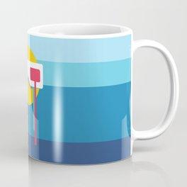 3D Sun Glasses Coffee Mug