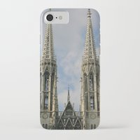 vienna iPhone & iPod Cases featuring Vienna by Kim Ramage