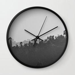 Sri Lankan   Black Forest Wall Clock