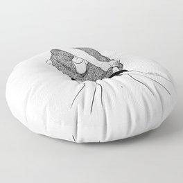Sound Making Floor Pillow