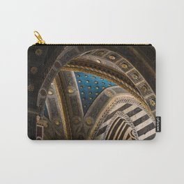 Blue Ceiling Carry-All Pouch