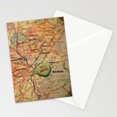 All Mine Boston Stationery Cards
