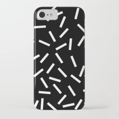 Sprinkles Black Slim Case iPhone 8