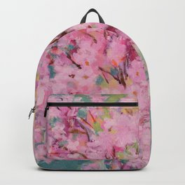 Spring Cherry Blossoms Backpack