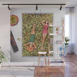 Summertime Wall Mural
