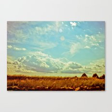 Shooting the Breeze 2.0 Canvas Print