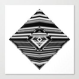 Contemporary Pyramid One Canvas Print