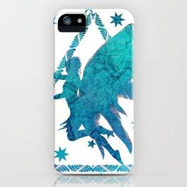 Turquoise  Fairy iPhone Case