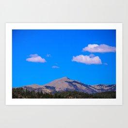 Paramount-ish Art Print