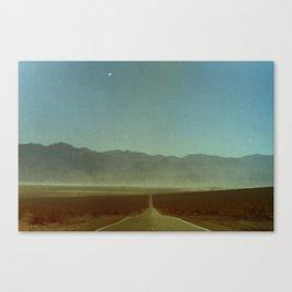 Enter the Sandman Canvas Print