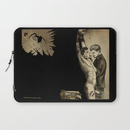 Angel mine Laptop Sleeve