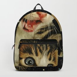 All Across the Universe Chasing Butterflies and Dreams Backpack