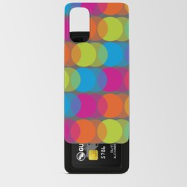 Neon Glow Android Card Case