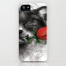 Valentine's Fox iPhone Case