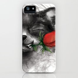 Valentine's Fox iPhone Case